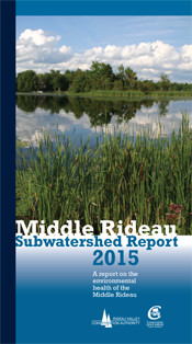 Middle Rideau Subwatershed Report 2015